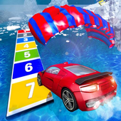 Impossible Car Darts Challenge 2 icon