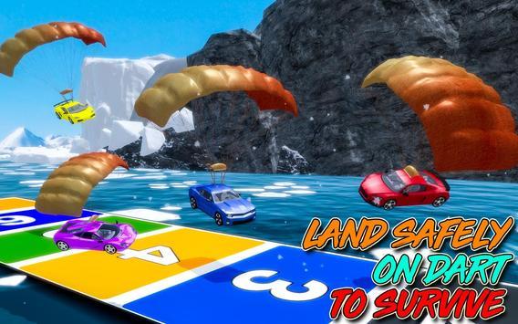 Impossible Car Darts Challenge 2 screenshot 4