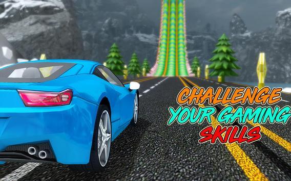 Impossible Car Darts Challenge 2 screenshot 8
