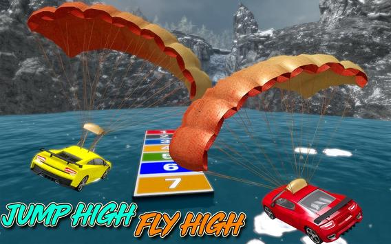 Impossible Car Darts Challenge 2 screenshot 2