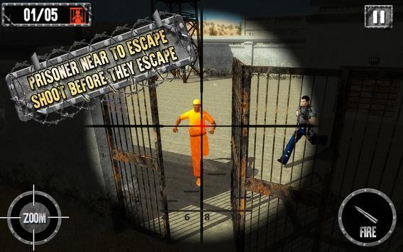 ISIS Prisoners Escape Attack poster