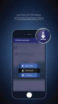 Facebook Video Downloader 2018 screenshot 12