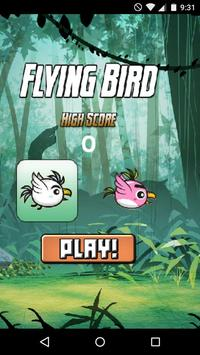 Flying Bird: Flappy FREE poster