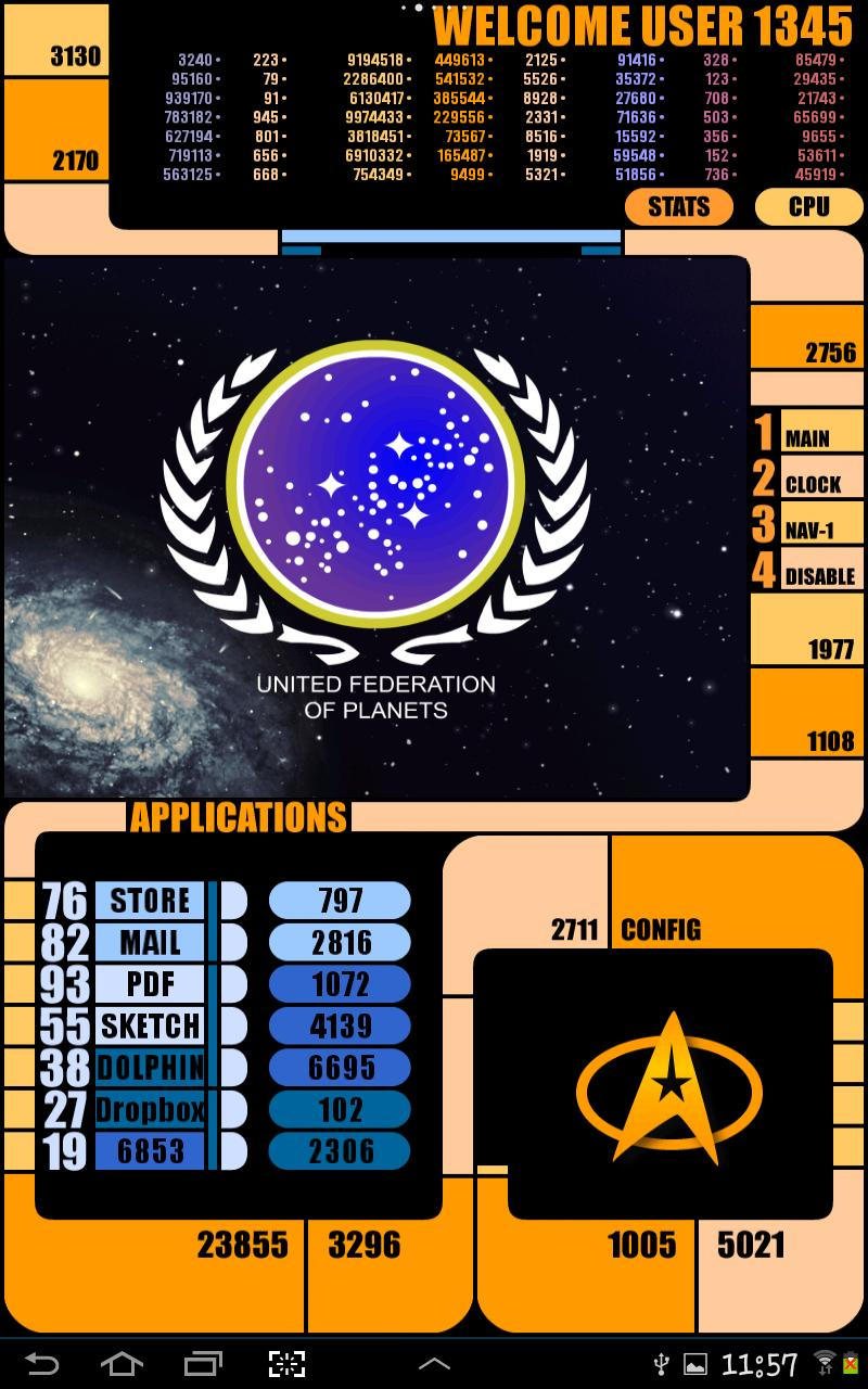 Go Trek Live Wallpaper Free For Android Apk Download