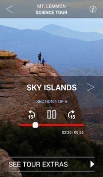 Mt. Lemmon Science Tour screenshot 1