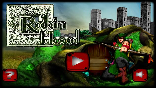 Robin Hood in the Gold Dungeon poster