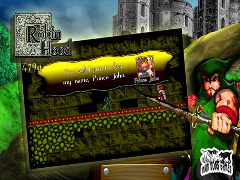 Robin Hood in the Gold Dungeon screenshot 10