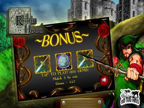 Robin Hood in the Gold Dungeon screenshot 12