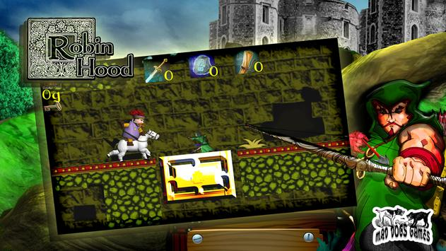 Robin Hood in the Gold Dungeon screenshot 1