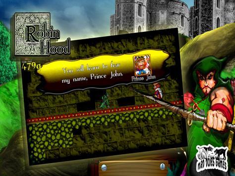 Robin Hood in the Gold Dungeon screenshot 5