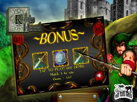 Robin Hood in the Gold Dungeon apk screenshot