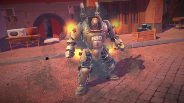 Shaq Fu: A Legend Reborn captura de pantalla 16