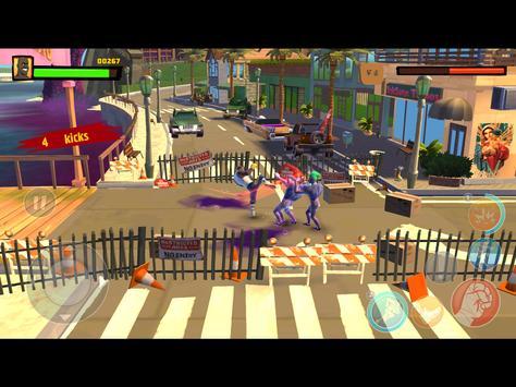 Shaq Fu: A Legend Reborn captura de pantalla 19