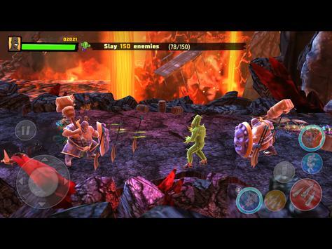 Shaq Fu: A Legend Reborn captura de pantalla 13