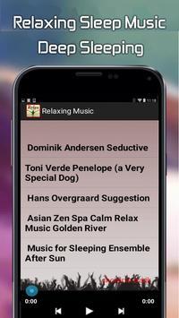 Relaxation Music Mp3 apk screenshot