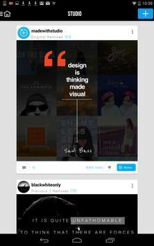Studio Design apk screenshot