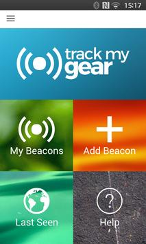 Track my Gear poster