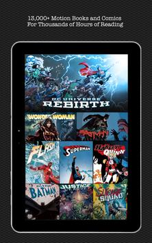 Madefire Comics & Motion Books apk screenshot