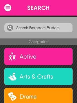 Boredom Busters apk screenshot