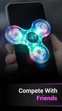 Draw & Spin (Fidget Spinner) Game apk screenshot