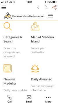 Madeira Island Information screenshot 4