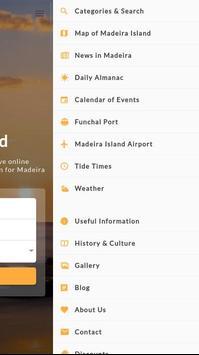 Madeira Island Information screenshot 1