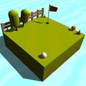 Mini Golf Games Tiny Course icon
