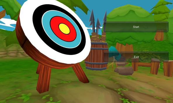 archery game bow and arrows apk screenshot