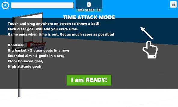 Basketball Games Shootout! apk screenshot
