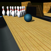 Alley Bowling Games 3D icon