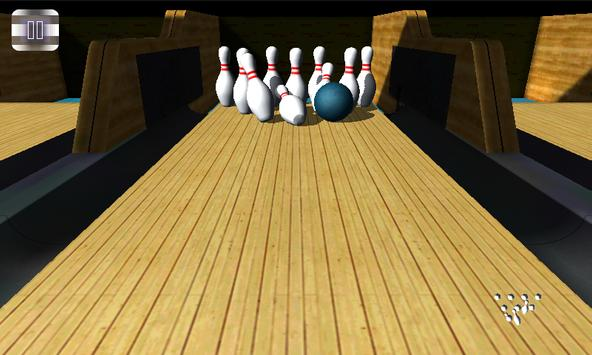 Alley Bowling Games 3D poster