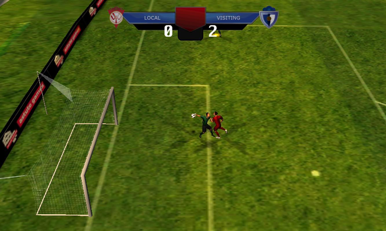 Melhor jogo de futebol android
