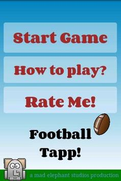 Football Games - Rugby Juggle poster