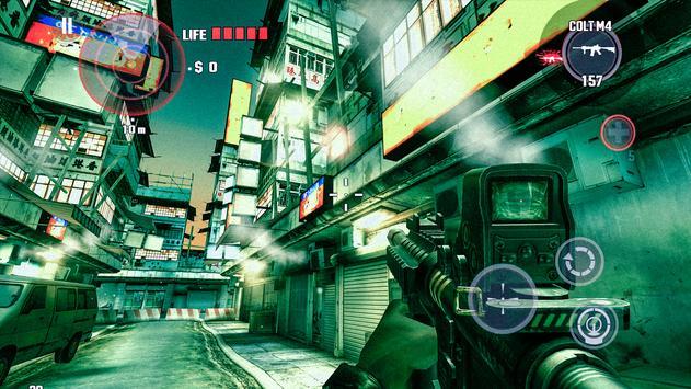 DEAD TRIGGER - 僵尸恐怖射击游戏 apk 截圖