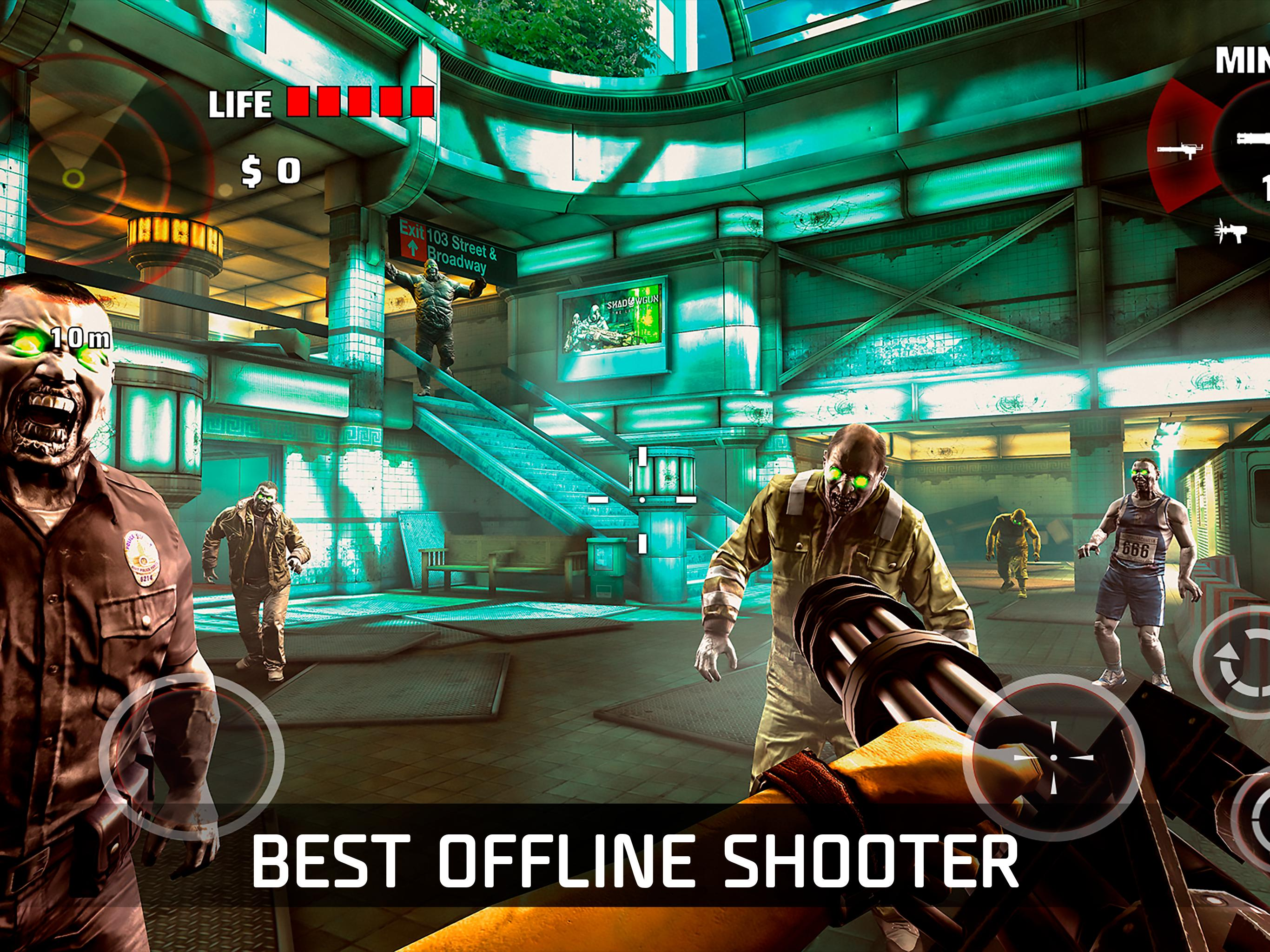 dead trigger 2 hack version mod apk download