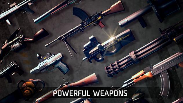 DEAD TRIGGER - Offline Zombie Shooter screenshot 1