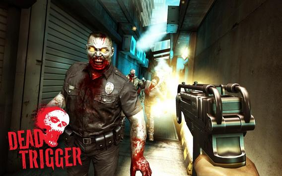 DEAD TRIGGER apk screenshot