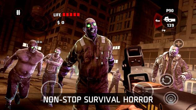 DEAD TRIGGER - Offline Zombie Shooter screenshot 2