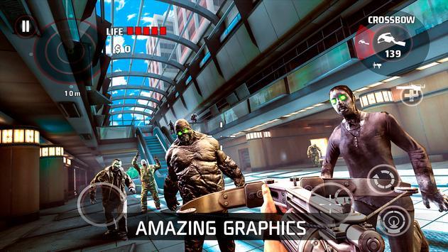 DEAD TRIGGER - Offline Zombie Shooter apk screenshot