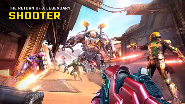 SHADOWGUN LEGENDS الملصق