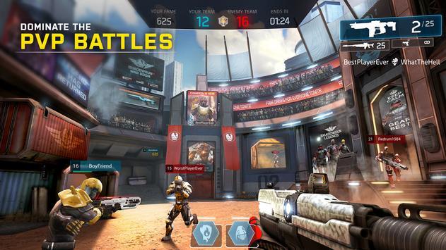 SHADOWGUN LEGENDS screenshot 3