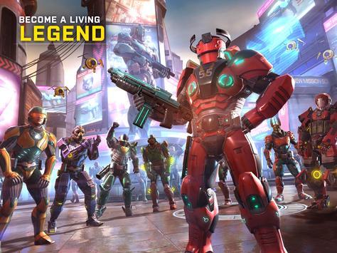 SHADOWGUN LEGENDS screenshot 9