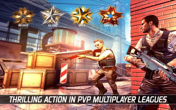 UNKILLED - 多玩家僵尸射击游戏 apk 截图