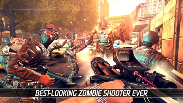 UNKILLED - Zombie Multiplayer Shooter الملصق