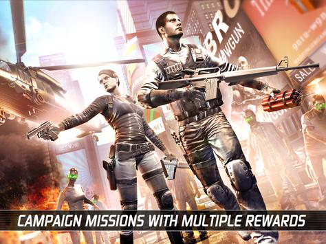 UNKILLED - Zombie Multiplayer Shooter apk screenshot
