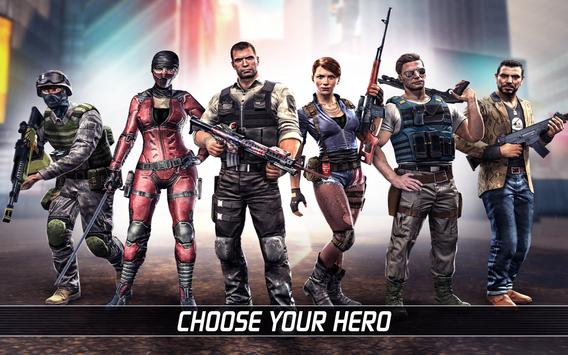UNKILLED - Zombie Multiplayer Shooter apk स्क्रीनशॉट