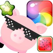Piggy Peggy Peggle Blast icon