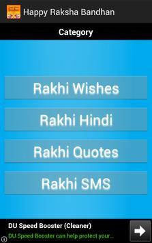 Happy Raksha Bandhan poster