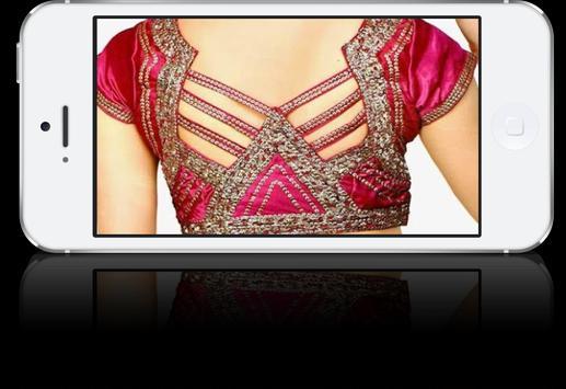 Blouse Designs Latest Models Images screenshot 13