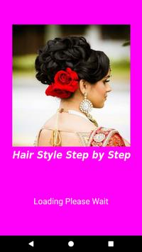 5000+ Girls HairStyles HD Step by Step (Offline) poster